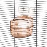 Игрушка для птиц Купалка закрытая (11.5х17см)