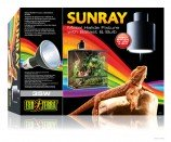 Светильник Sunray с балластом и лампой в комплекте до 35Вт