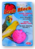 Минеральный камень для птиц Яблоко