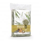 Сено натуральное луговое с травами Witte Molen PUUR 500г