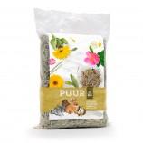 Сено натуральное луговое с цветами Witte Molen PUUR 500г
