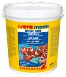 Морская соль Sera Marin Basic Salt 20кг