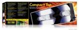 Светильник для террариумов Compact Top 60x9x20см