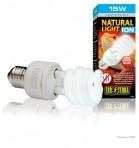 Лампа для террариума Natural Light ION 15Вт