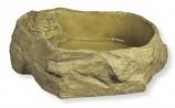 Поилка-камень пластик для террариума экстра-большая