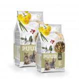 Корм для кроликов с проблемным пищеварением Witte Molen 800г