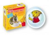 Миска для карликовых кроликов