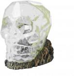 Декорация хрустальный череп
