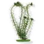 Растение пластиковое зеленое Элодея 38см