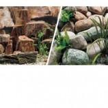 Фон Камни с растениями/Камни с растениями 45см (7.5м)