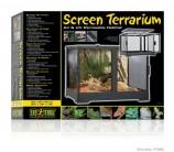Террариум из металлической сетки 60х45х45см с дверцами