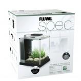 Аквариум Fluval SPEC 10л 30x27,5x22,3см, черный