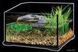 Террариум стеклянный для черепах Turtle Terrarium 45х45х30