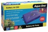 Компрессор Aqua One Battery Air 250 на батарейках