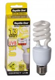 Лампа Reptile One Lamp Compact 5.0 13Вт