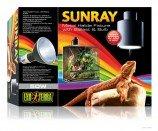 Светильник Sunray с балластом и лампой в комплекте до 50Вт