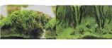 Двухсторонний Коряги с растениями/Растительные холмы 30х60см