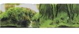 Двухсторонний Коряги с растениями/Растительные холмы 50х100см