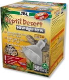 Лампа JBL ReptilDesert L-U-W Light alu 50W