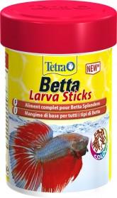 Tetra Betta LarvaSticks 100мл