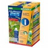 Установка для подачи СО2 в аквариум  Dennerle BIO 120 CO2