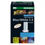 Сменная лампа DENNERLE Nano Marinus Blue/White 1:3 24 ватт