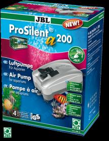 Сверхтихий компрессор 200 л/ч для аквариумов 50-300 литров