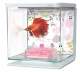 Аквариум Marina Betta Kit Floral, 2л