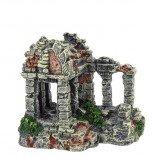 Декорация пластиковая Древние руины 165х125х150мм
