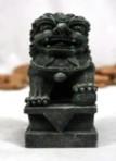 Декорация пластиковая Статуя льва