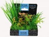 Композиция из пластиковых растений 15см PRIME M620