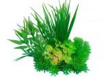 Композиция из пластиковых растений 15см PRIME M622
