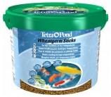 Корм для прудовых рыб Tetra Pond WheatGerm Sticks 10л
