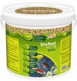 Корм для прудовых рыб Tetra Pond Sticks 10л