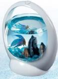 Аквариум Tetra Betta Ring 1,8л белый