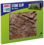 Фон рельефный JUWEL Stone clay 60x55см глина