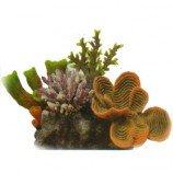 Композиция из кораллов пластик+силикон 33х20х18см