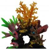 Композиция из кораллов пластик+силикон 19х18х18см