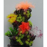 Композиция из кораллов пластик+силикон 28х24х35см