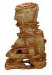 Грот DEKSI - Камень- каньон пластиковый №805