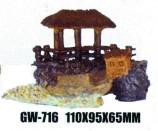 Беседка L110 x W95 x H65мм