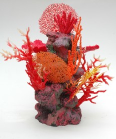 Композиция из кораллов пластиковая 41х33х47,5см
