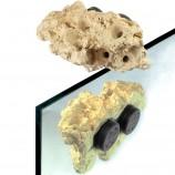 Камень-полка декоративный Coral Rack long на магнитах
