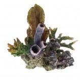 Коралл пластиковый L 240 x 150 x 210мм