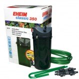 Внешний фильтр EHEIM classic 2215 620л/ч до 350л с губками.