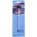Термометр AQUA-PRO стеклянный на присоске, тонкий