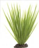 Растение пластиковое Аир, 20см, зеленое